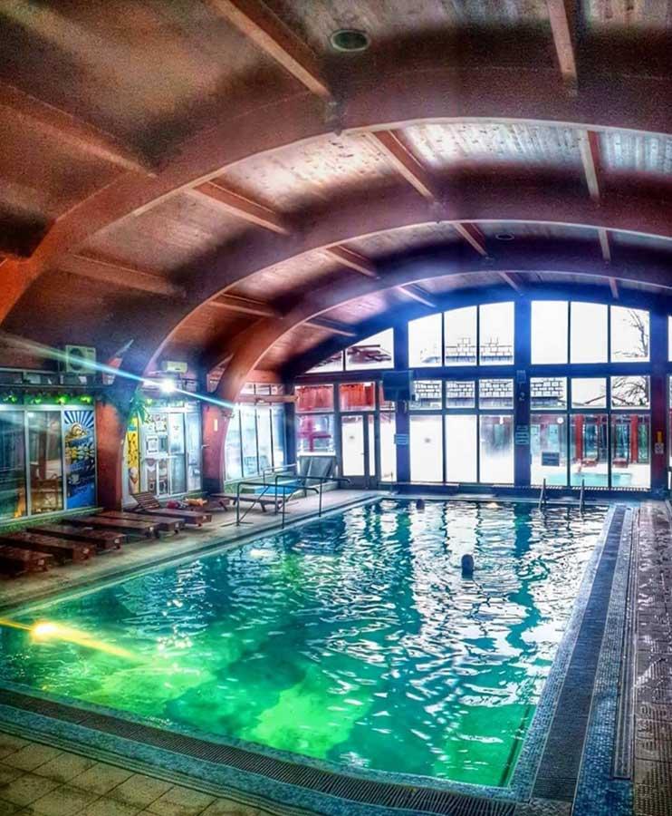 Terme Ždrelo unutrašnji bazen