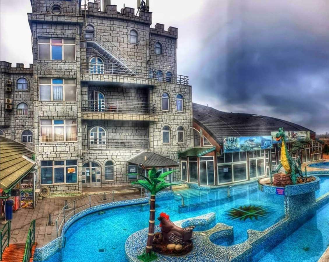 Terme Ždrelo bazen