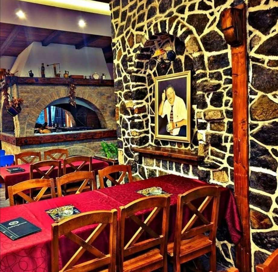 Terme Ždrelo - Restoran