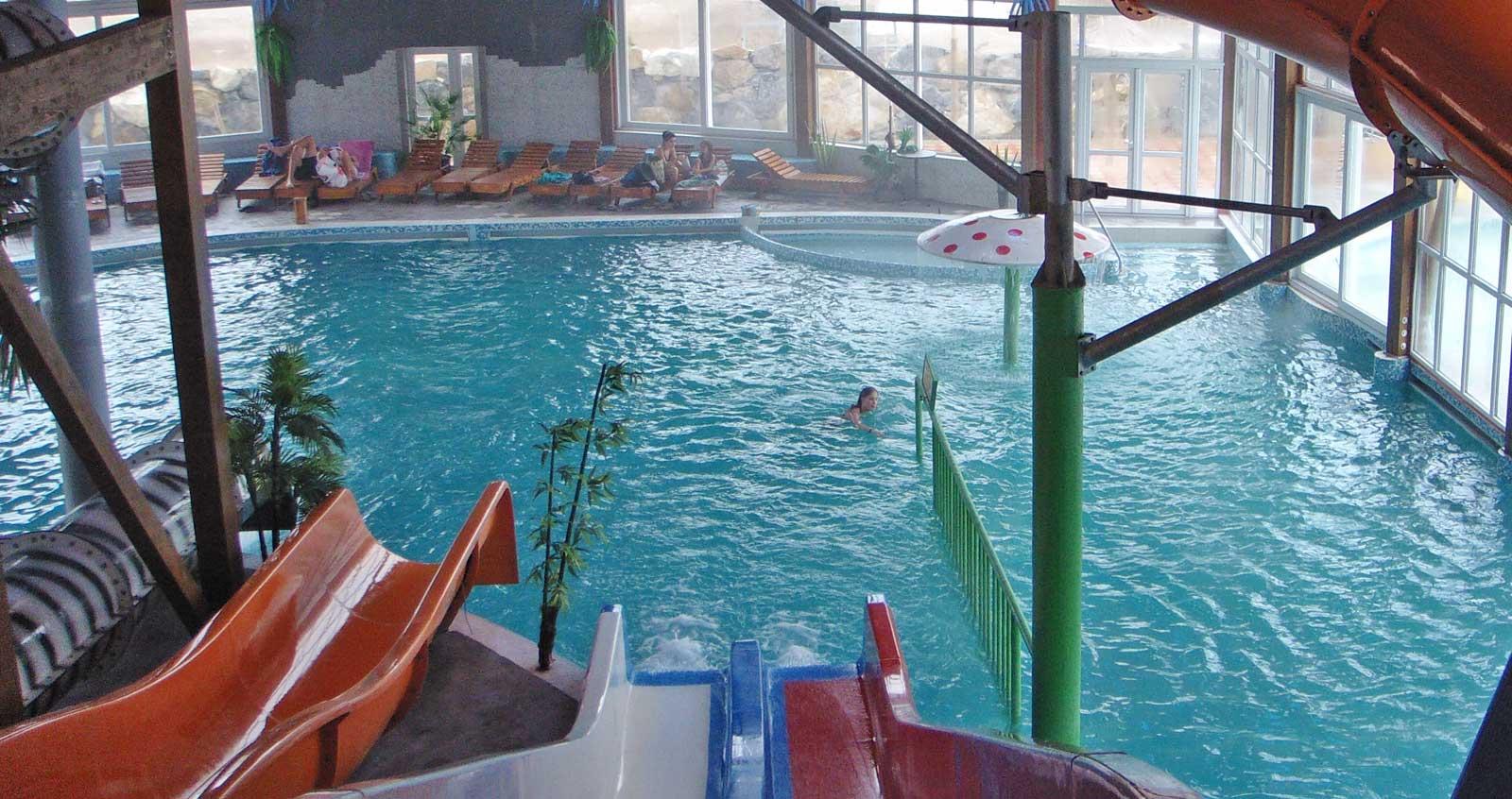 Ruc ždrelo - unutrašnji bazen