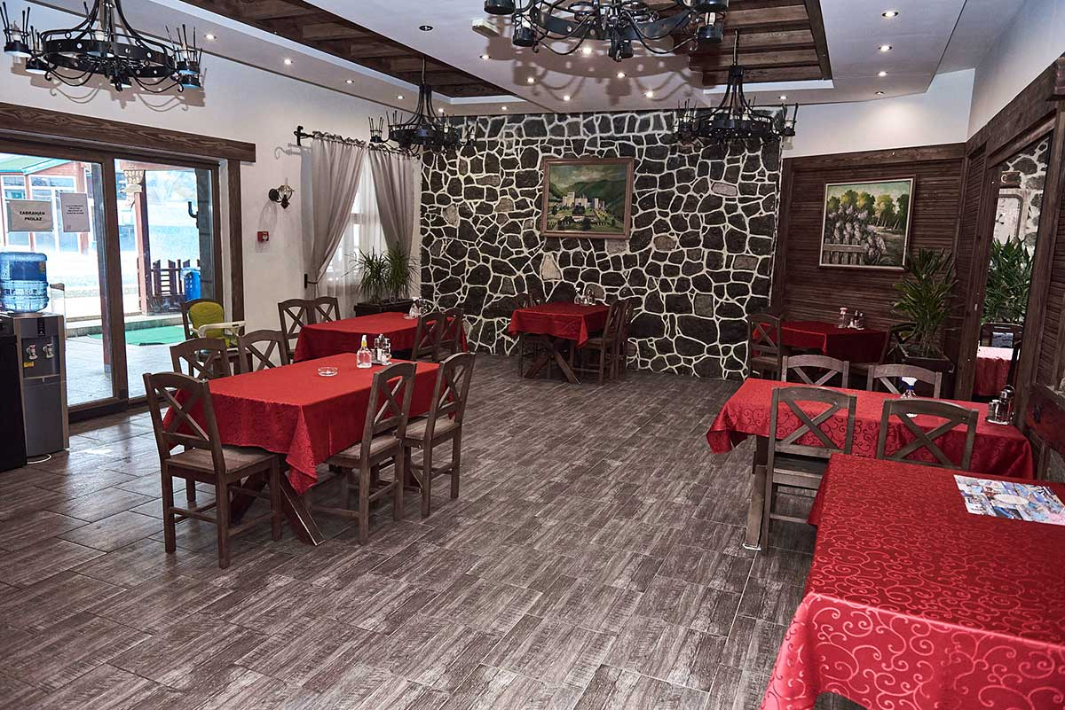 Restoran Terme Zdrelo