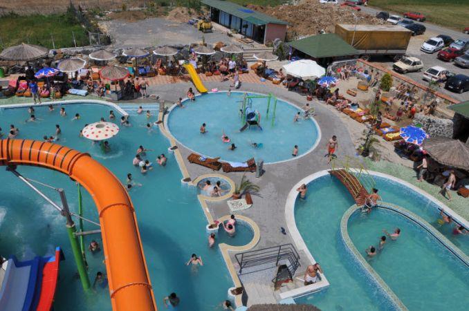 Otvoreni bazeni Mlavske Terme